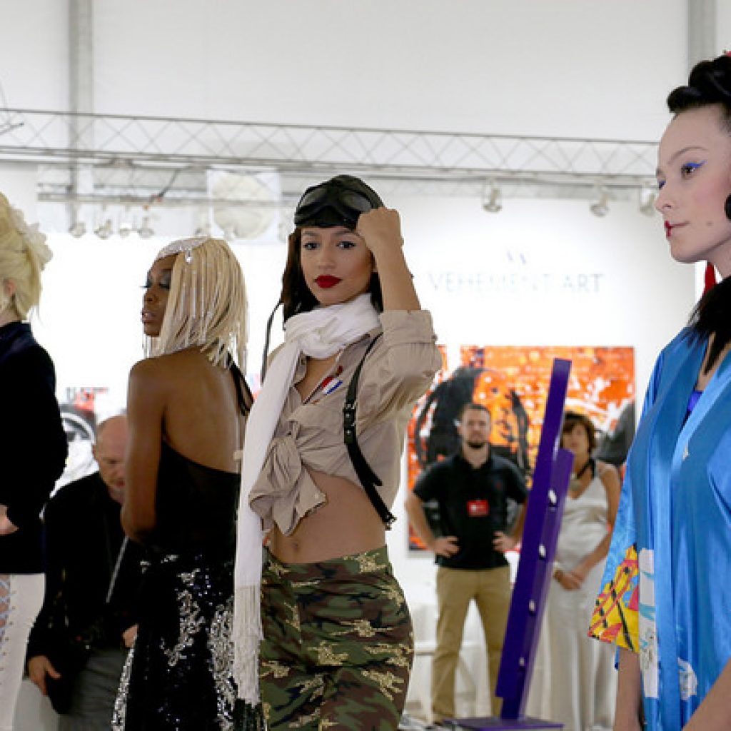 Art Loves Fashion Show by Planet Fashion TV