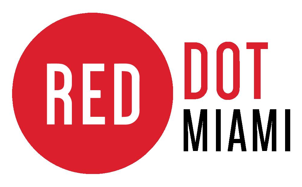 Show Logos Red Dot Miami Dec 4 8 2019