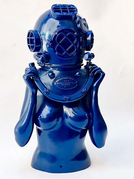 Aced Gallery | Diver Up – Victor Spinelli