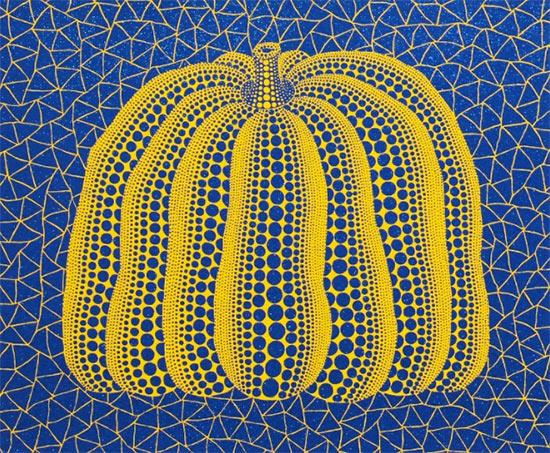 Gallery Edel | Pumpkin – Yayoi Kusama