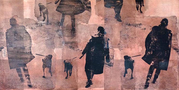 Gallery Steiner | Walking with Nellie – Elisabeth Nagy