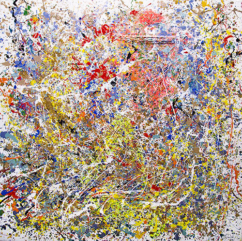George Billis Gallery | Icoshaedron – Daniel Marin