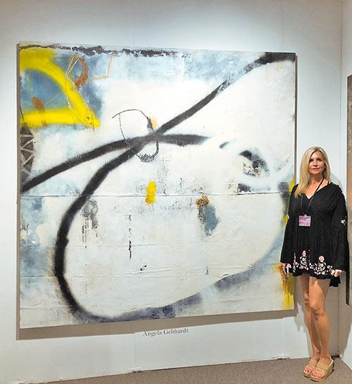 Gebhardt Gallery | Hidden Message | Angela Gebhardt