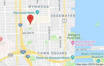 Wynwood Google Map
