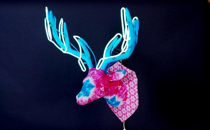 Free & Wild | Ilan Neuwirth Pop Art