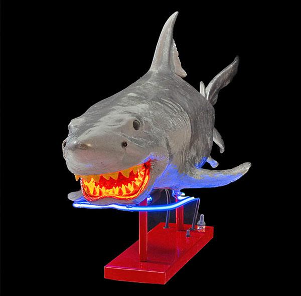 Shark | Ilan Neuwirth Pop Art