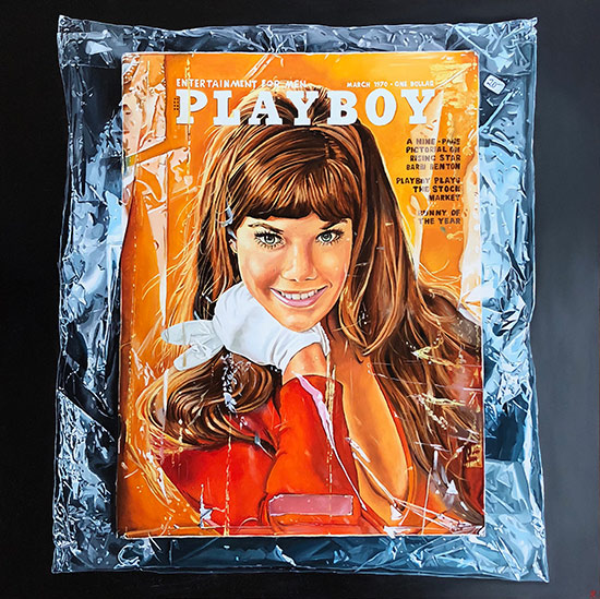 Jacinthe Rivard, Vintage Playboy | Studio Jackie
