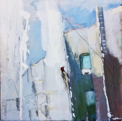 Joanna Murphy, Unbelieving Tentative and Waiting | Studio Jackie